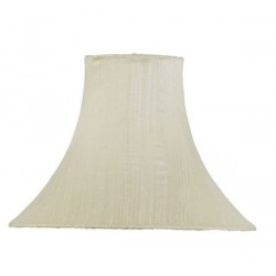 Shade Medium Plain Ivory