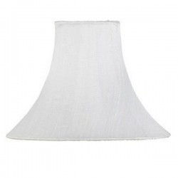 Shade Medium Plain White