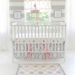 Out of the Blue 3pc Crib Set