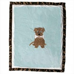 Puppy Pal Boy - Medium Quilt