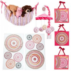Sophia Lolita - Infant Accessory Set (6pc)
